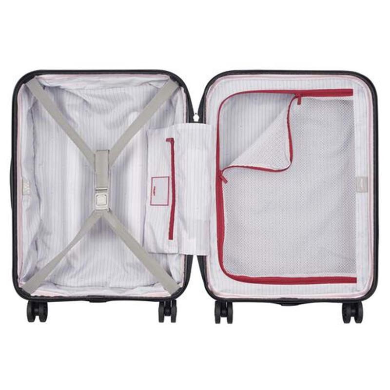 Delsey Kuffert Segur 2.0 slim Khaki 3