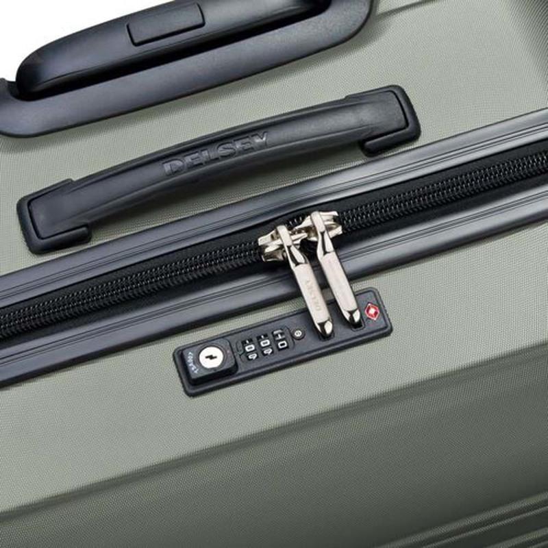 Delsey Kuffert Segur 2.0 slim Khaki 5