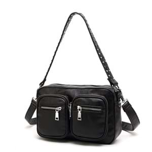 Noella Crossbody Celina Leather Look Sort alt image