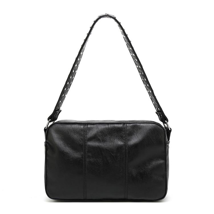 Noella Crossbody Celina Leather Look Sort 3