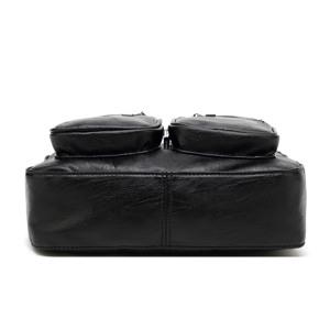 Noella Crossbody Celina Leather Look Sort 4