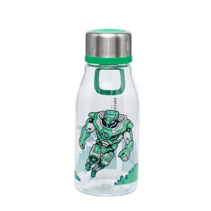 Beckmann Drikkeflaske Roboman Grøn 1