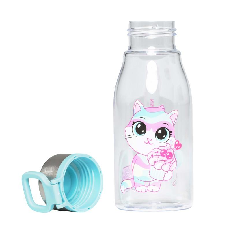 Beckmann Drikkeflaske Sweetie Turkis/Pink 2