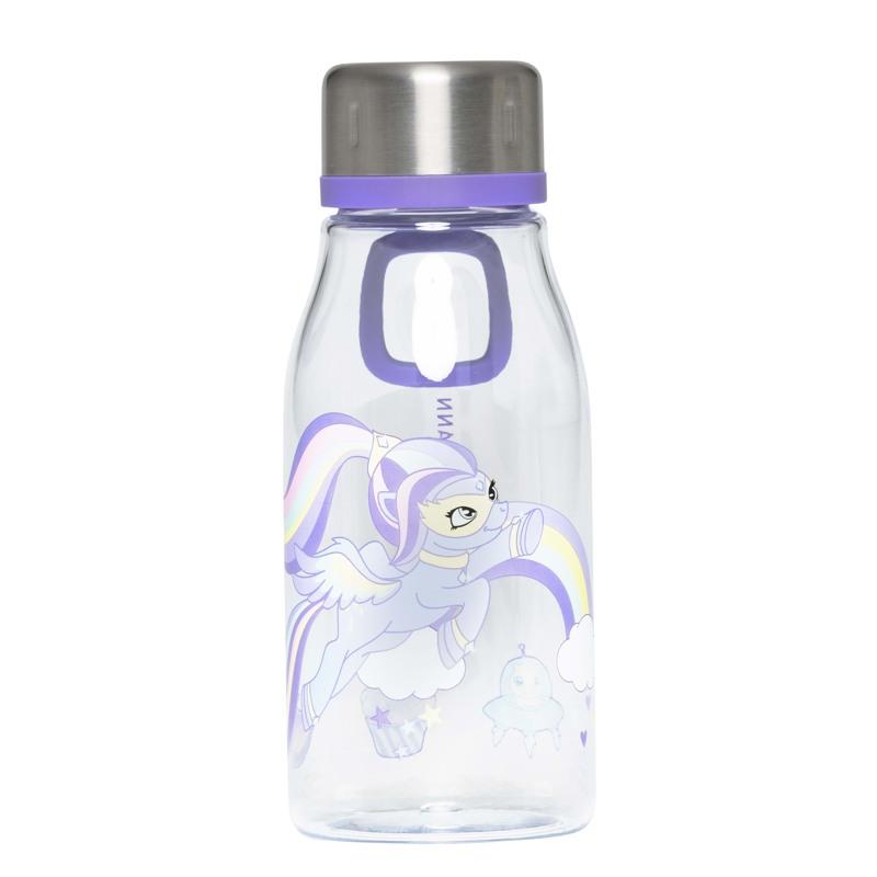 Beckmann Drikkeflaske Super Pony Lilla/lyseblå 1