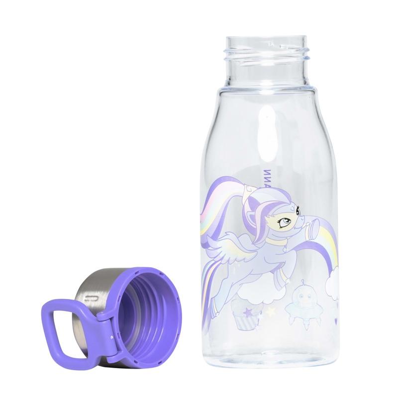 Beckmann Drikkeflaske Super Pony Lilla/lyseblå 2