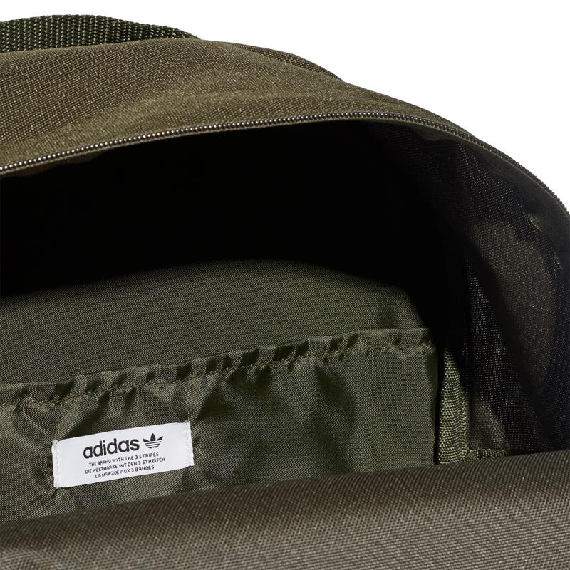 Adidas Originals Rygsæk Classic Trefoil Army Grøn 5