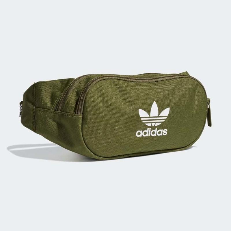 Adidas Originals Bæltetaske Essential Crossbody Oliven Grøn 3