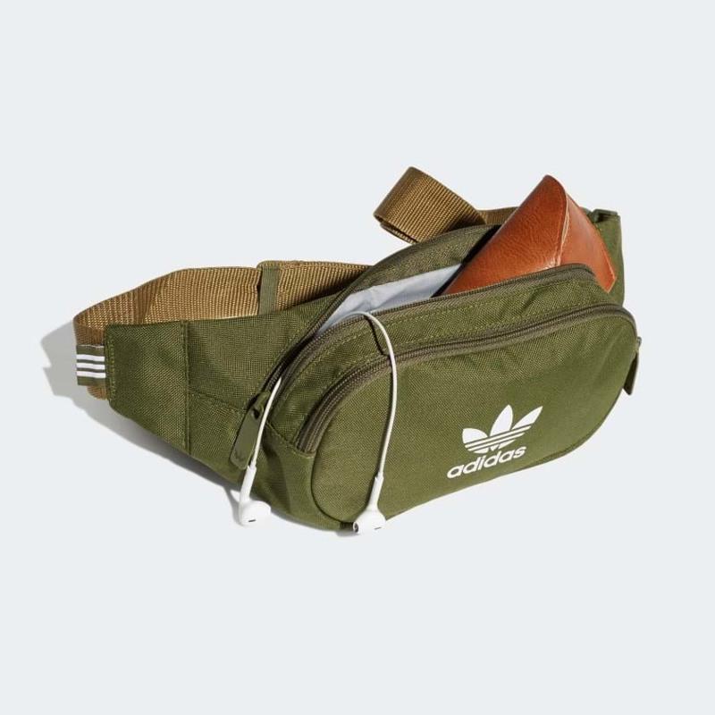 Adidas Originals Bæltetaske Essential Crossbody Oliven Grøn 4