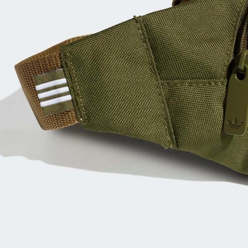 Adidas Originals Bæltetaske Essential Crossbody Oliven Grøn 5