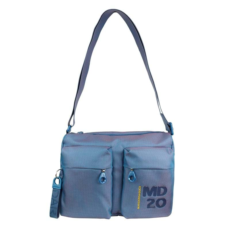 Mandarina Duck Crossbody MD20 Pop Blå/lyseblå 1