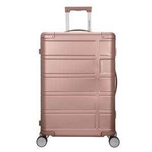 American Tourister Kuffert Alumo 67 Cm Rosa