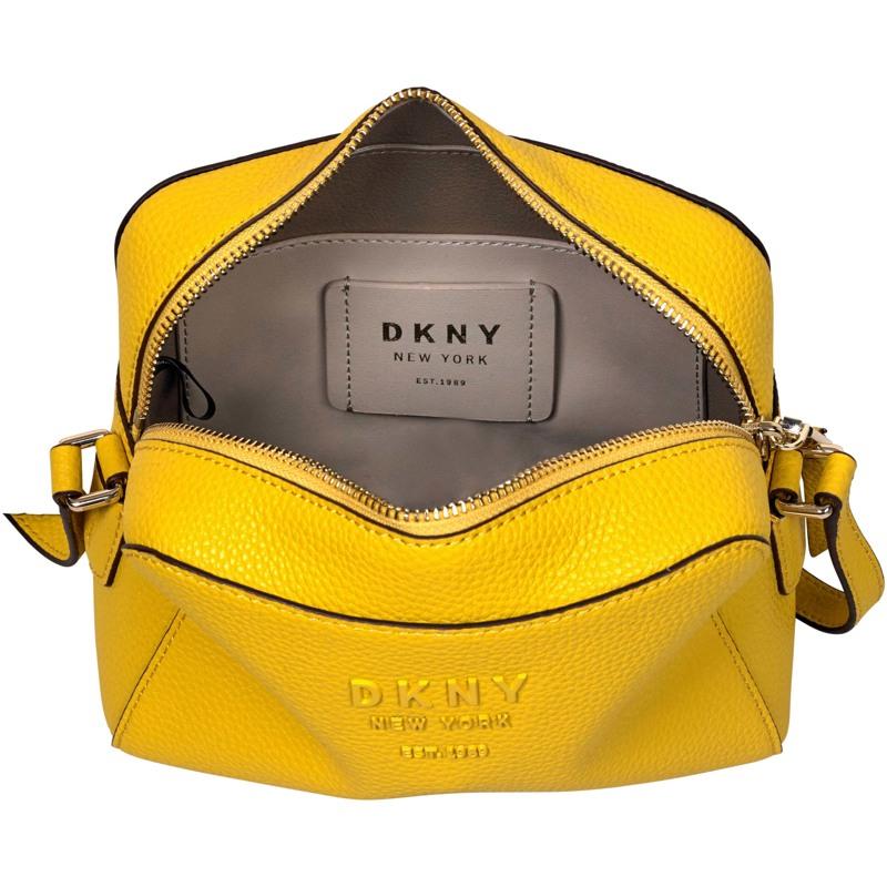 DKNY Crossbody Noho Camerabag Gul 3