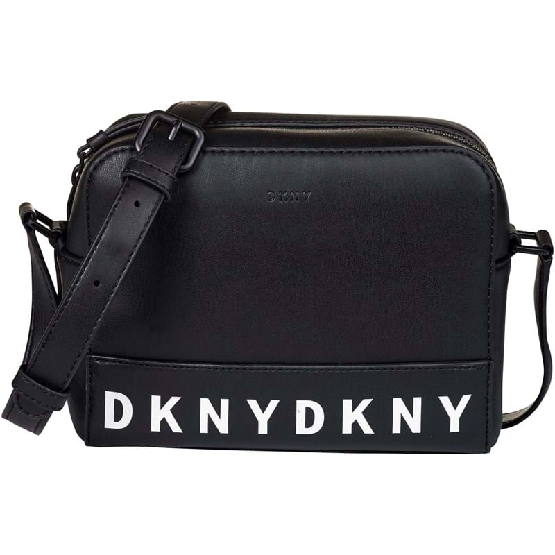 DKNY Crossbody Juno Camerabag Sort 1