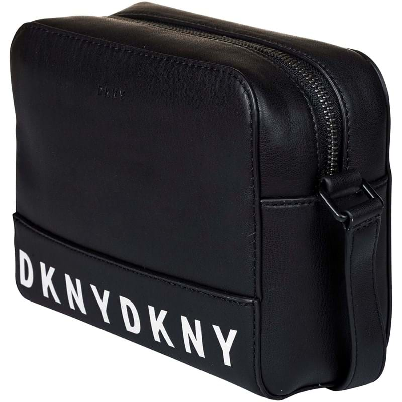 DKNY Crossbody Juno Camerabag Sort 2