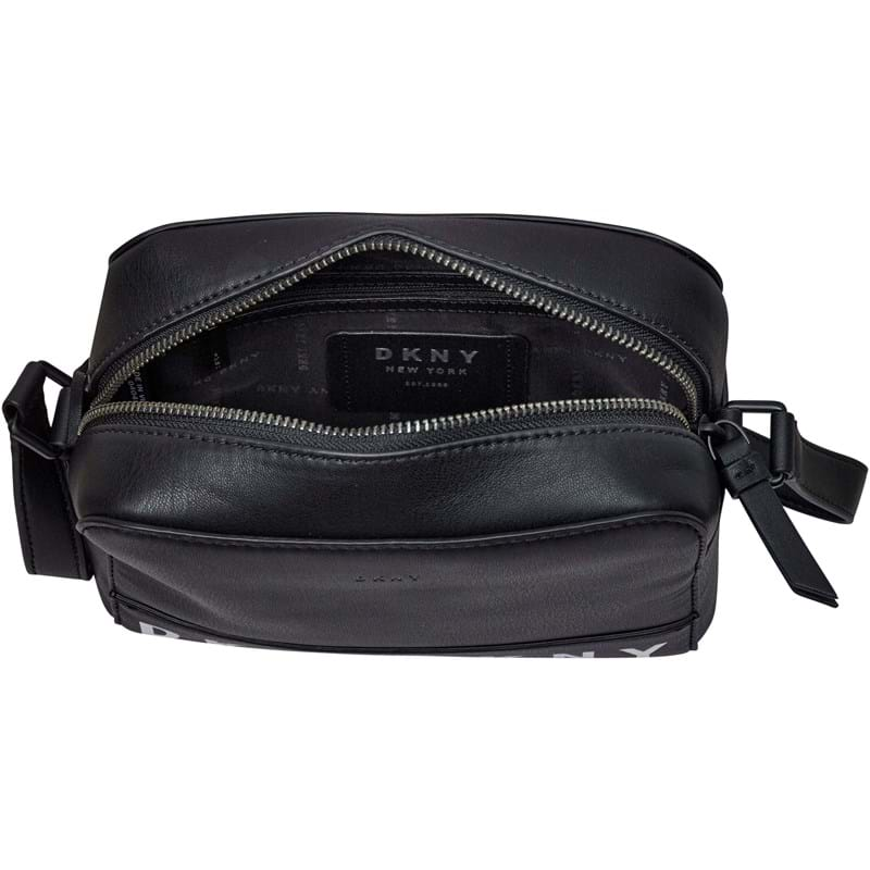 DKNY Crossbody Juno Camerabag Sort 3