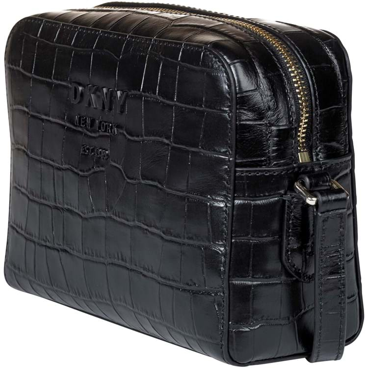 DKNY Crossbody Noho Camerabag Sort 2