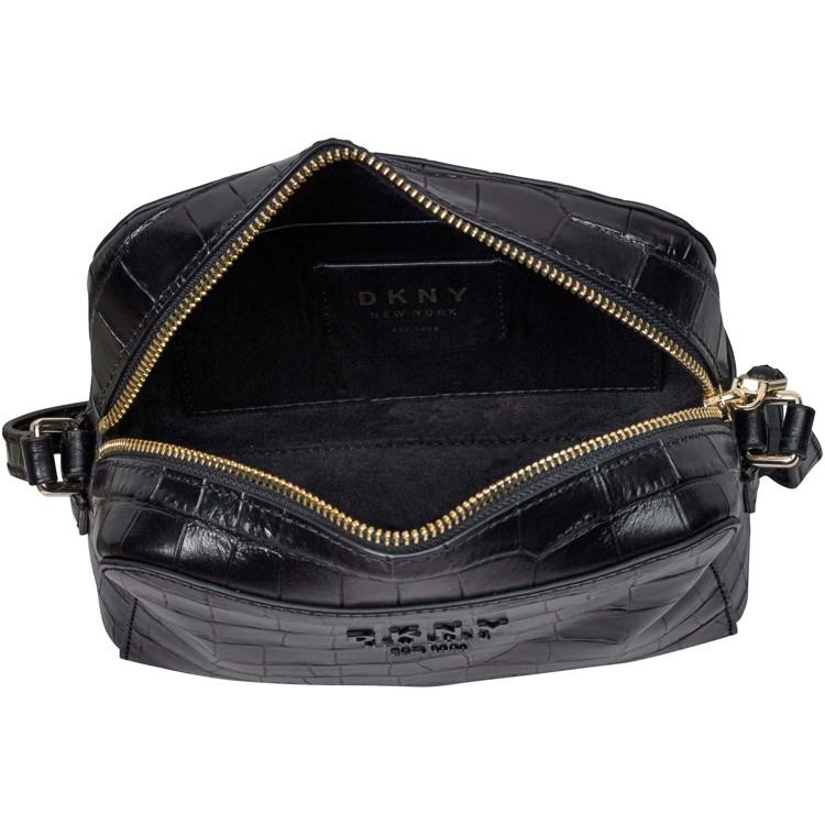 DKNY Crossbody Noho Camerabag Sort 3