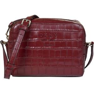 DKNY Crossbody Noho Camerabag Rød