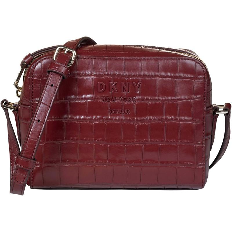 DKNY Crossbody Noho Camerabag Rød 1