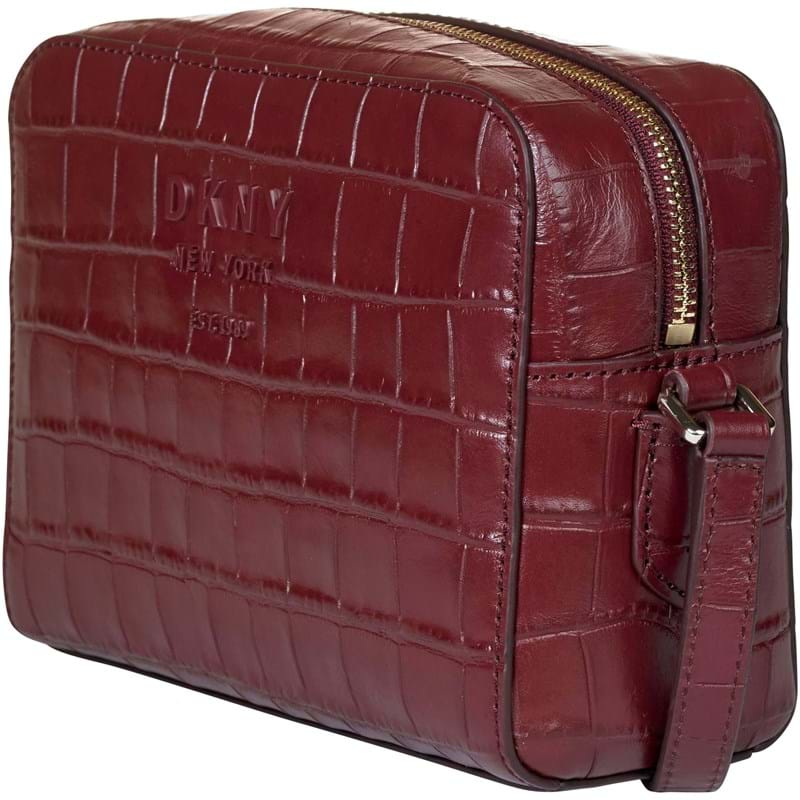 DKNY Crossbody Noho Camerabag Rød 2