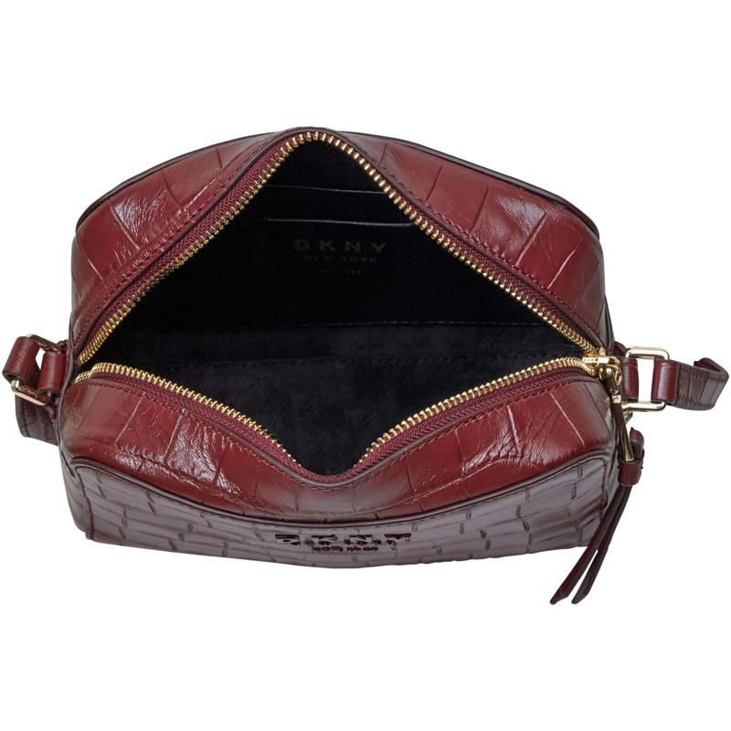 DKNY Crossbody Noho Camerabag Rød 3