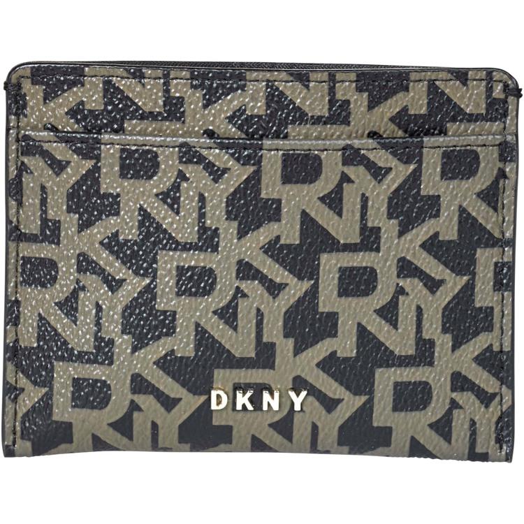 DKNY Kortholder Bryant Sort/Beige 1