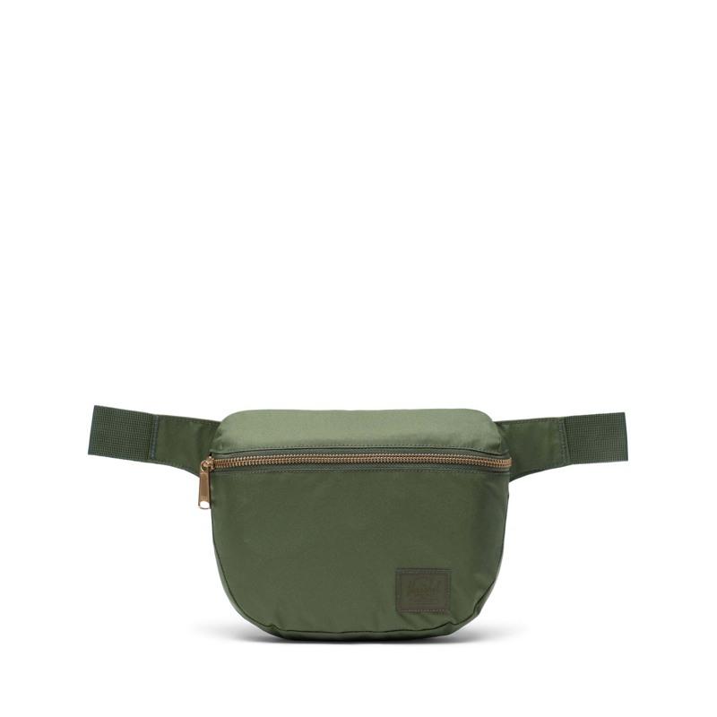 Herschel Bæltetaske Fifteen Light Army Grøn 1