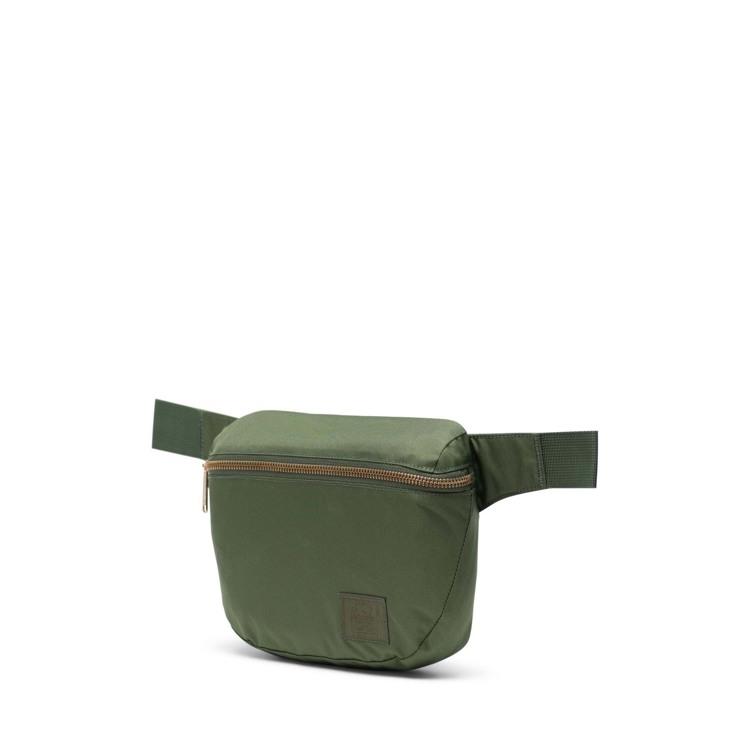 Herschel Bæltetaske Fifteen Light Army Grøn 2