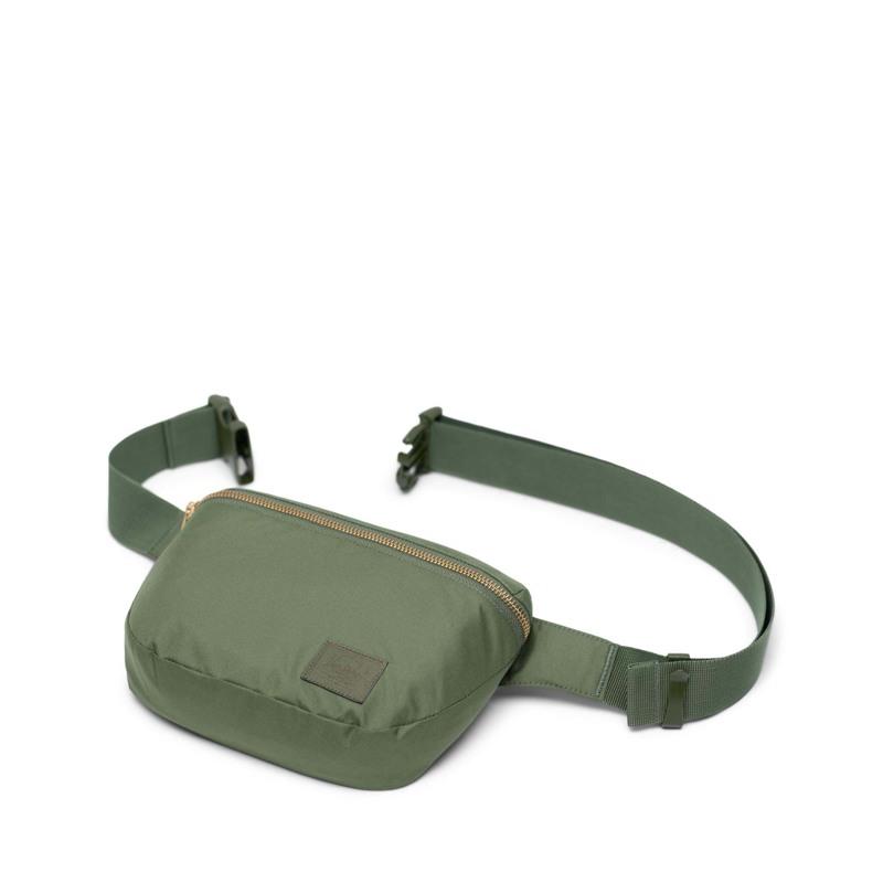 Herschel Bæltetaske Fifteen Light Army Grøn 3
