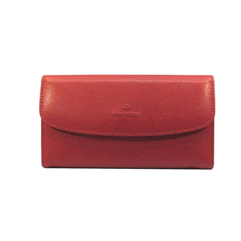Windrose Rejsesmykkeskrin Beluga Rød 1