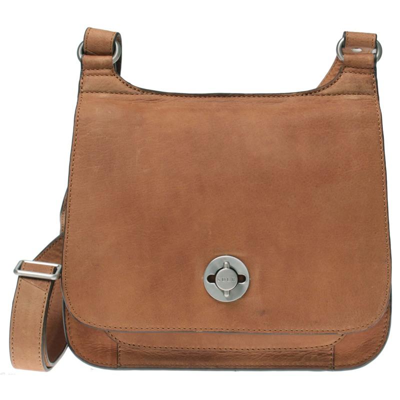 Saddler Håndtaske Disa Brun 1