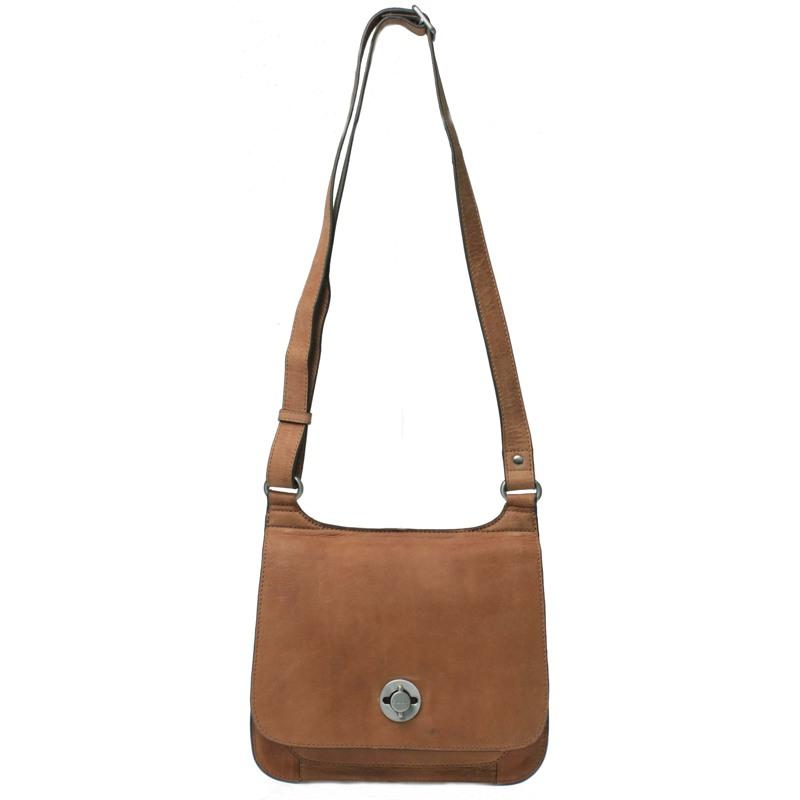 Saddler Håndtaske Disa Brun 2