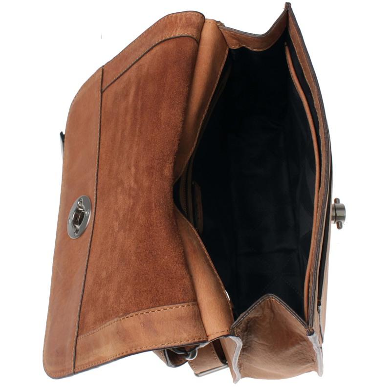 Saddler Håndtaske Disa Brun 3