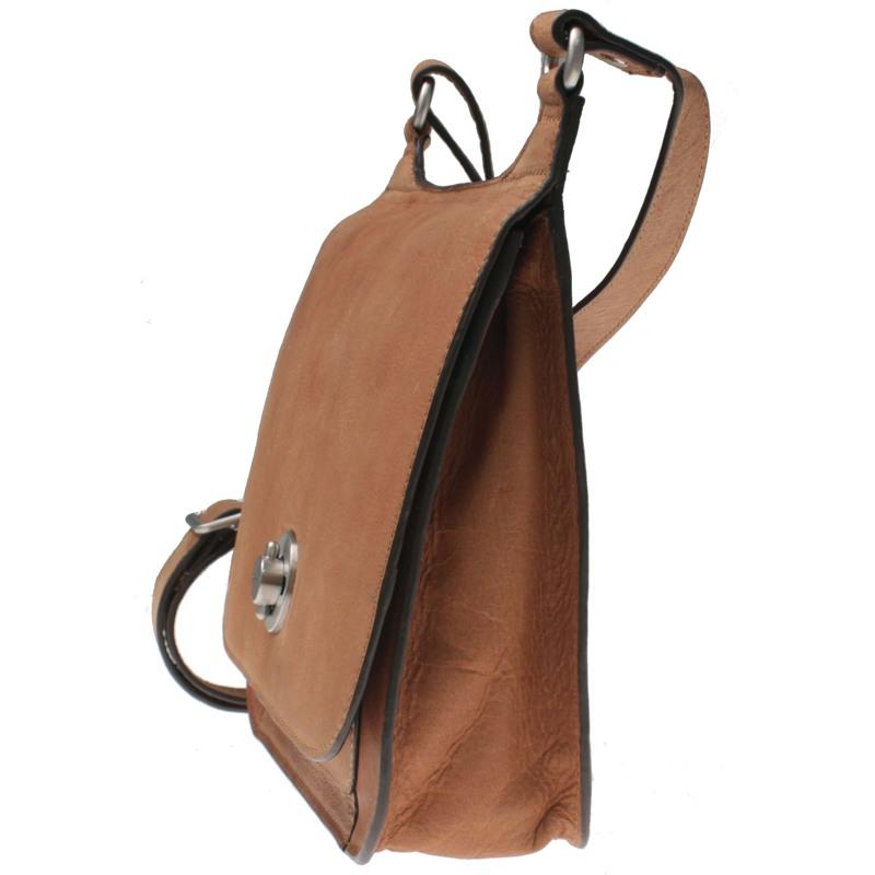 Saddler Håndtaske Disa Brun 4