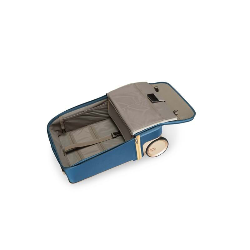 Kabuto Kuffert Xtend Blå 5
