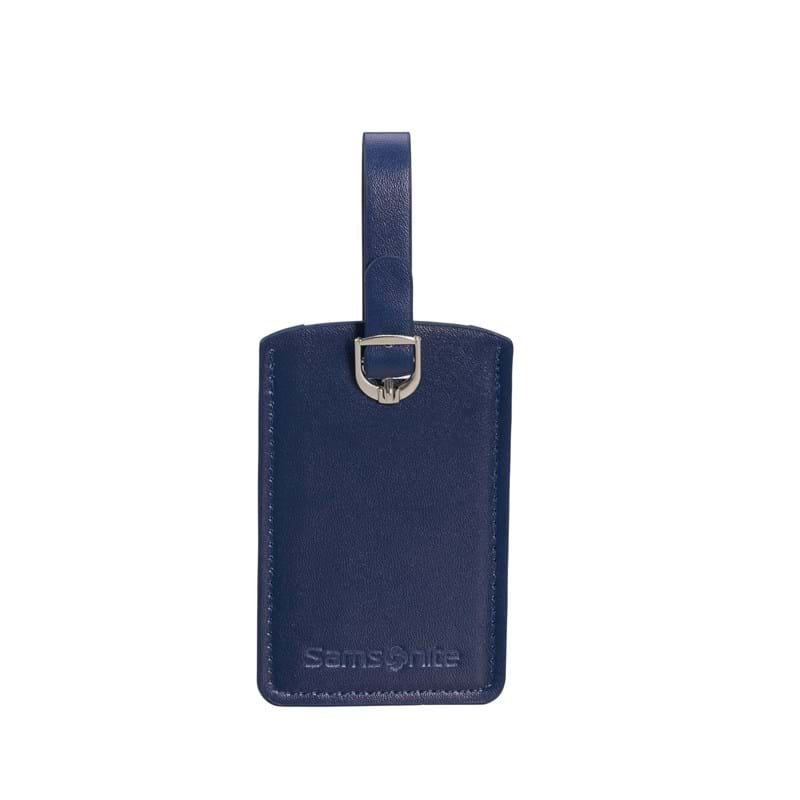 Samsonite Kuffertmærke Blå 1