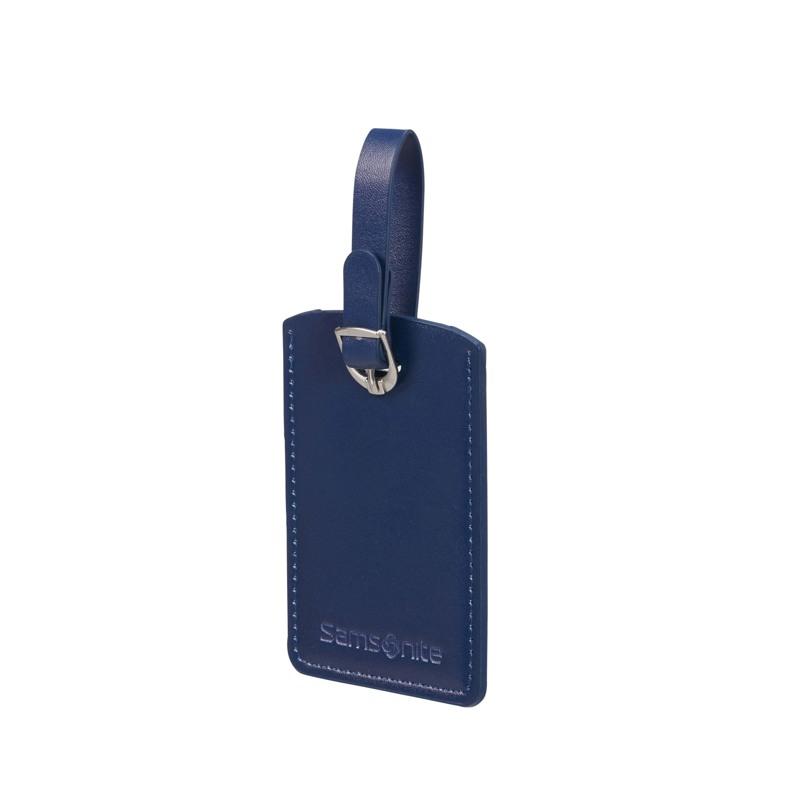 Samsonite Kuffertmærke Blå 2