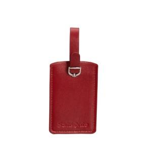 Samsonite Kuffertmærke Rød