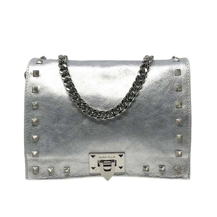 Håndtaske Sølv 1
