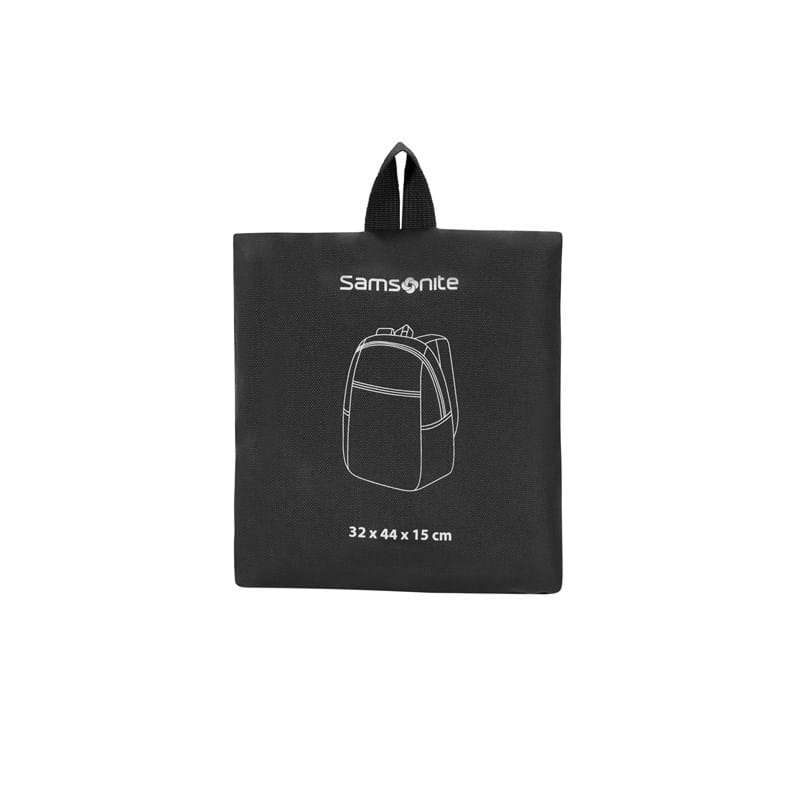 Samsonite Foldbar rygsæk Sort 2
