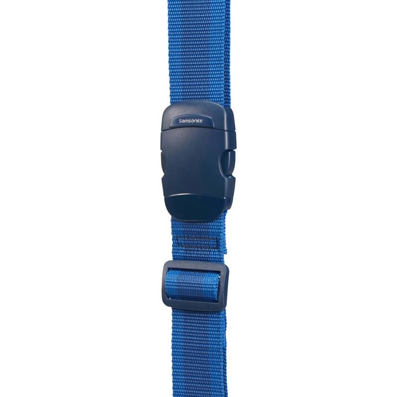 Samsonite Kuffertrem Blå 1