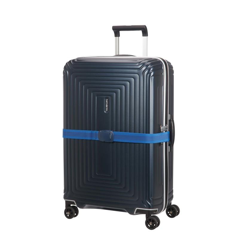 Samsonite Kuffertrem Blå 2