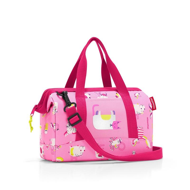 Reisenthel Rejsetaske Allrounder XS Kids Pink mønstret 1