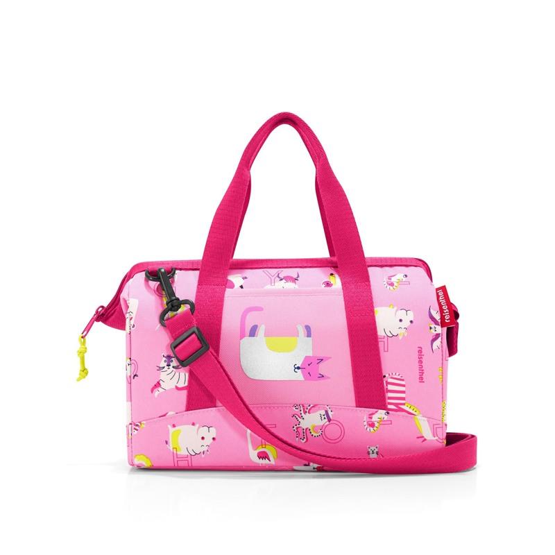 Reisenthel Rejsetaske Allrounder XS Kids Pink mønstret 2