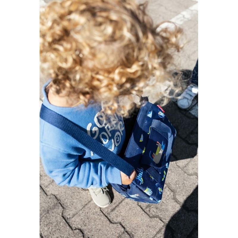 Reisenthel Rejsetaske Allrounder XS Kids Pink mønstret 5