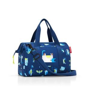 Reisenthel Rejsetaske Allrounder XS Kids Blå/mønster 1