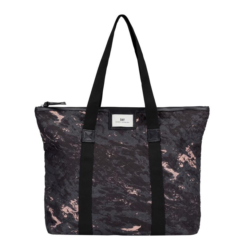 Day et Shopper Day G P Marble Sort/grå/pink 1