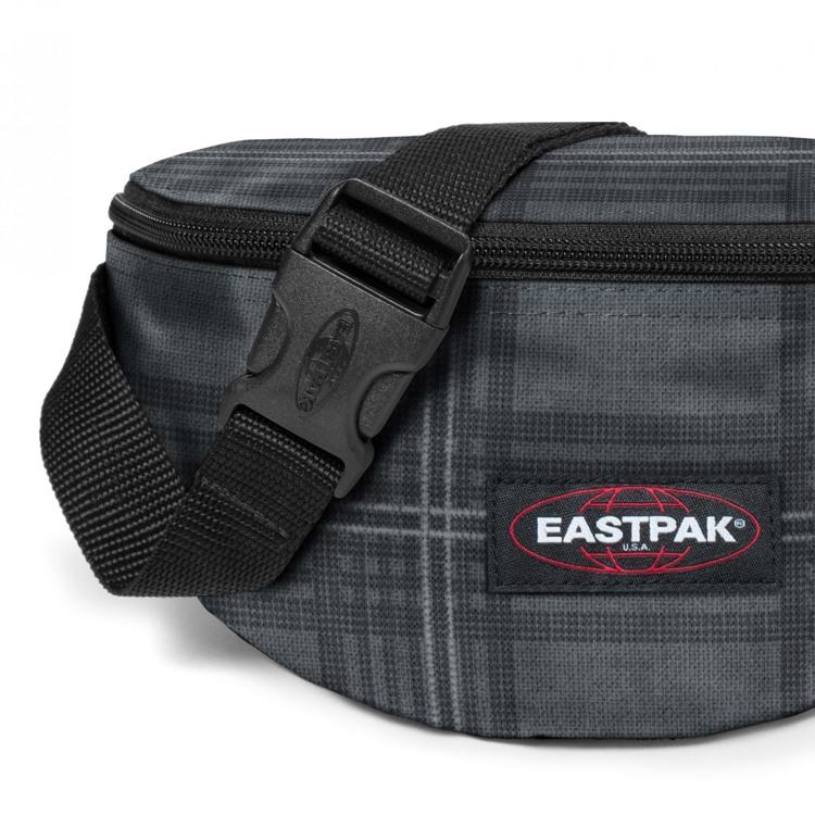 Eastpak Bæltetaske Springer Grå/Sort 5