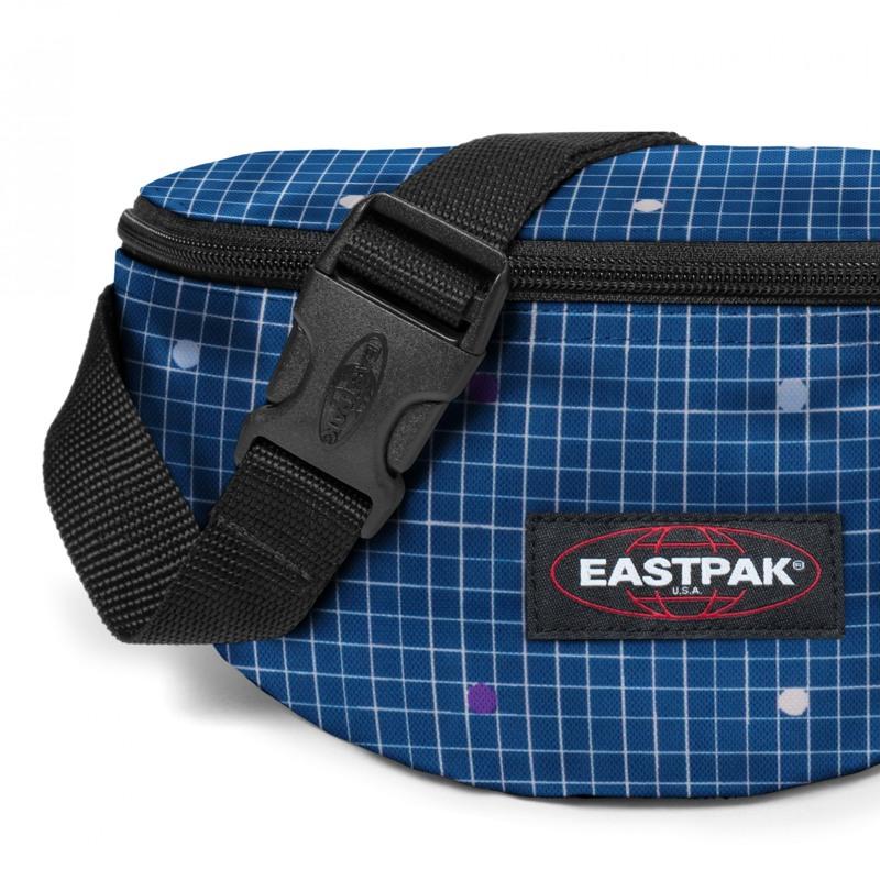 Eastpak Bæltetaske Springer Blå tern 5