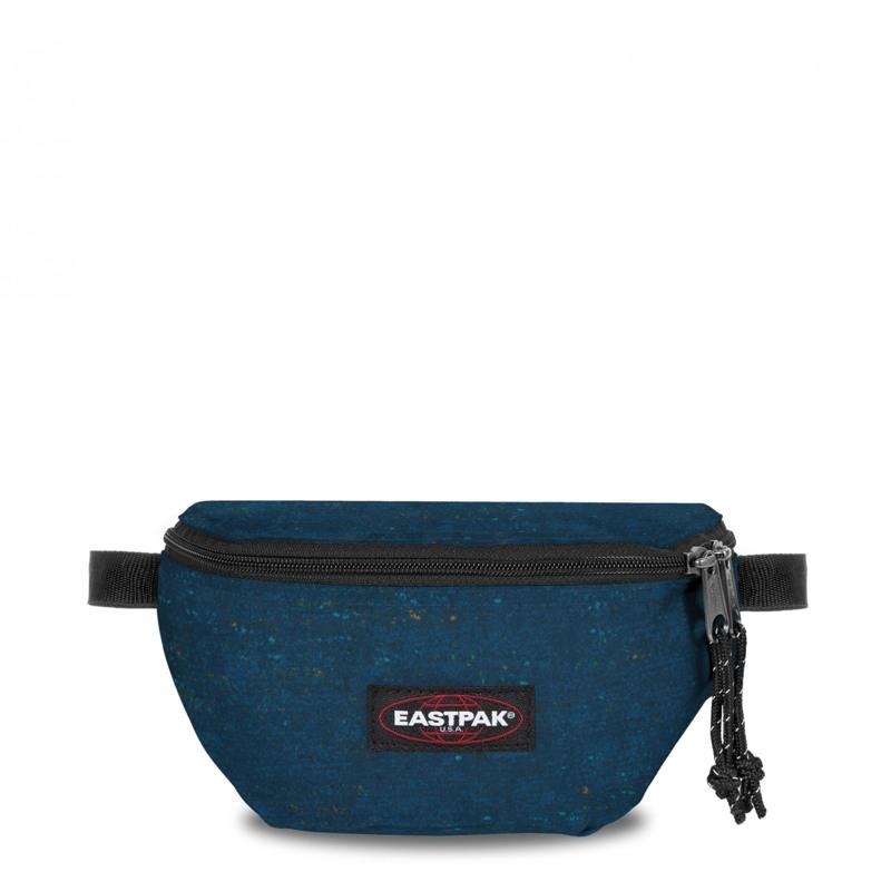 Eastpak Bæltetaske Springer Sort/blå 1